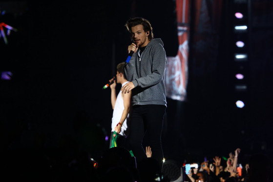 One Direction show Brasil