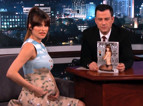 Lake Bell, Jimmy Kimmel