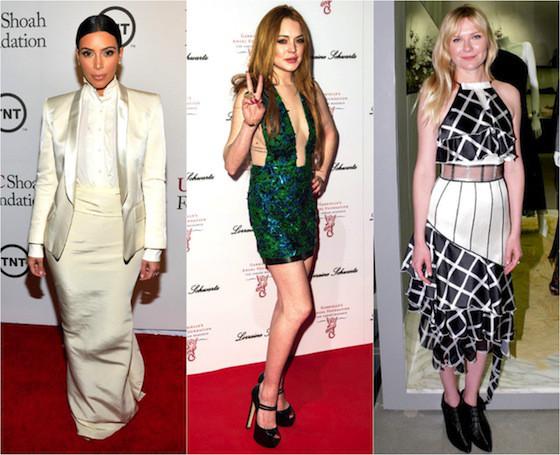 As famosas mais mal vestidas da semana (de 05 a 09 de maio)