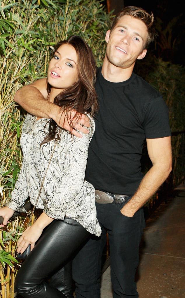 Brittany Brousseau, Scott Eastwood