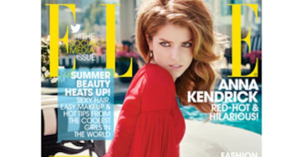 Anna Kendrick Covers Elle Magazine Says She Hasnt Been Hit On In Five Years