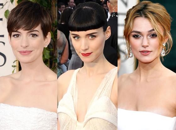 Kate Lee, Anne Hathaway, Keira Knightley, Rooney Mara