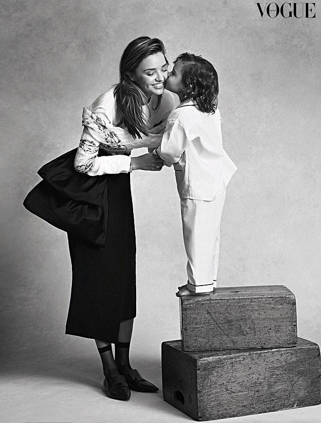 Miranda Kerr, Vogue Australia