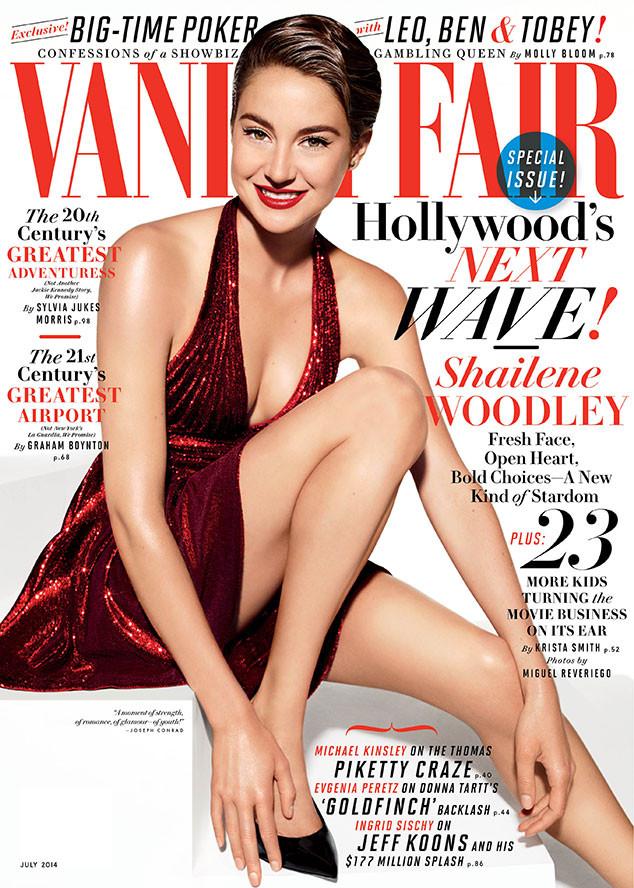 Shailene Woodley, Vanity Fair