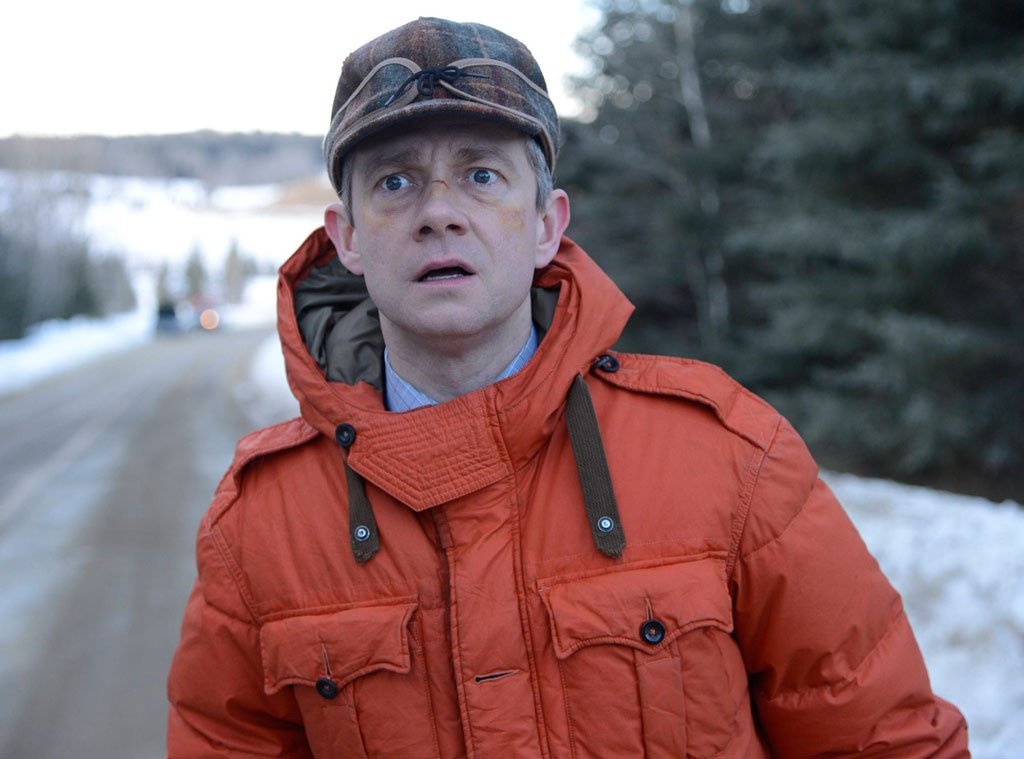 Martin Freeman, Fargo