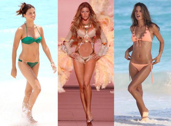 Brazilian Models, Adriana Lima, Gisele Bundchen, Alessandra Ambrosio