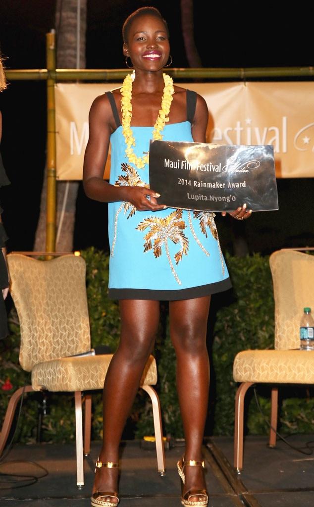 Lupita Nyong'o, Maui Film Festival