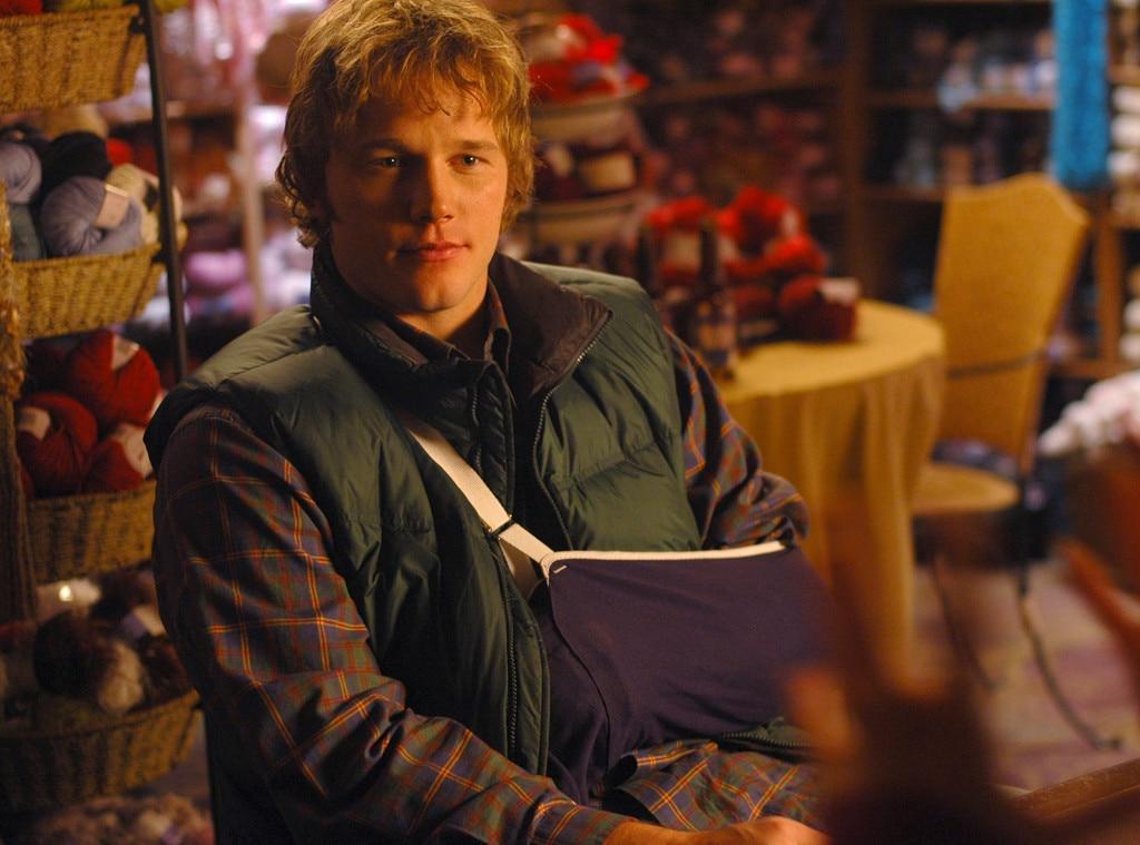 Chris Pratt, Everwood