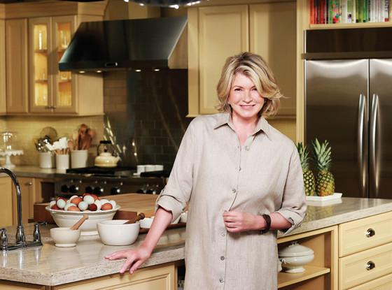 Martha Stewart, Haute Living