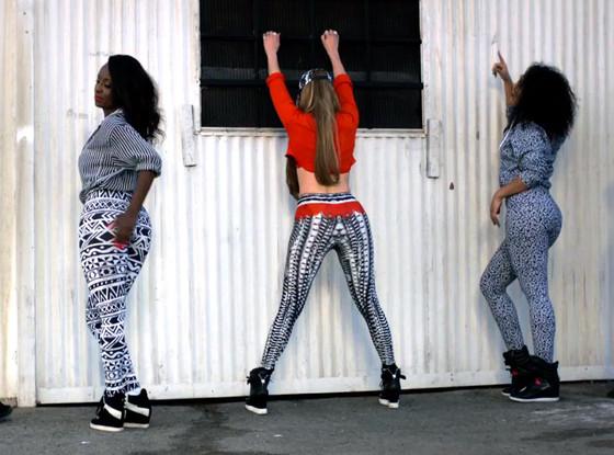 Jennifer Lopez , A.K.A. Album Teaser: Booty
