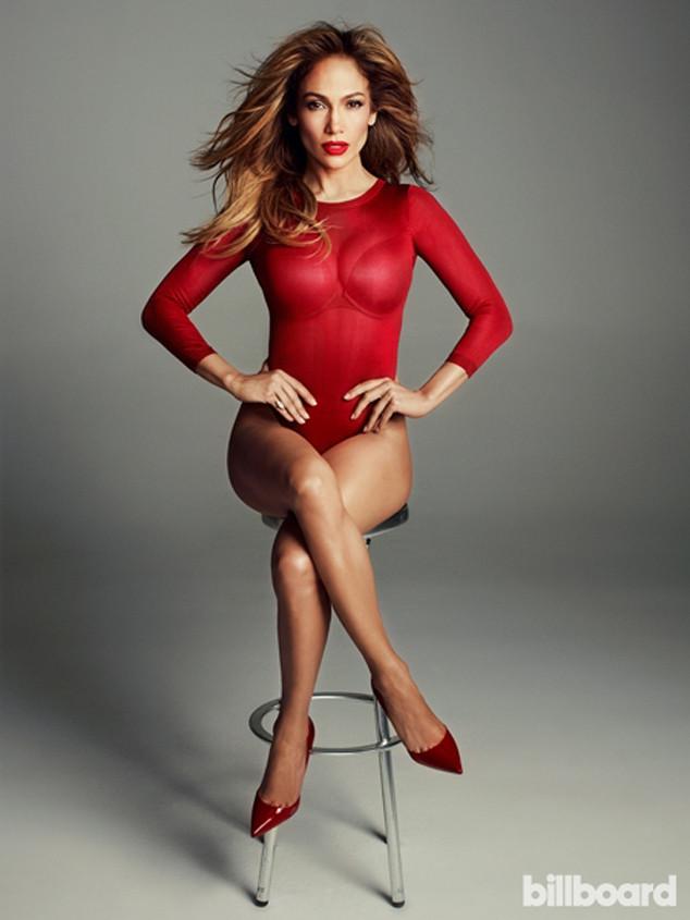 Jennifer Lopez, Billboard Magazine