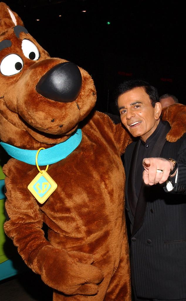 Casey Kasem, Scooby Doo