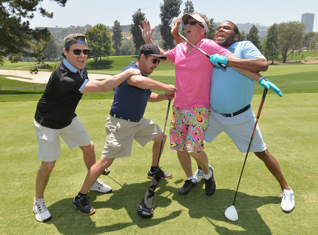 Kevin Zegers, Michael Pena, Chris Rich, Anthony Anderson