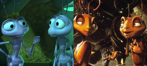 Antz vs. Bug's Life