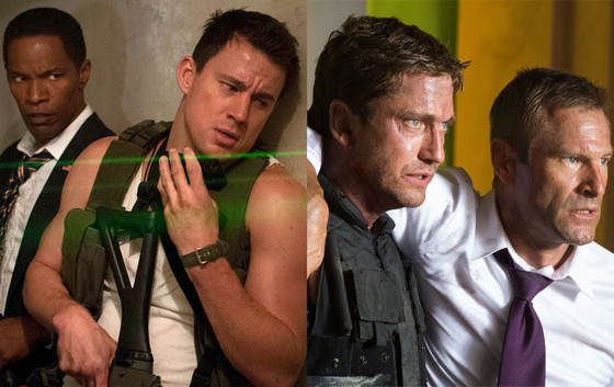 White House Down vs. Olympus Has Fallen