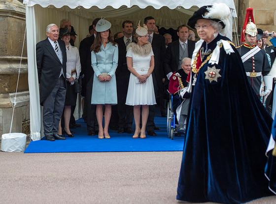 Queen Elizabeth, Catherine, Duchess of Cambridge, Kate Middleton