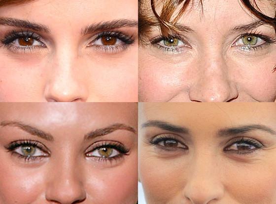 Best Female Eyes: Emma Watson, Mila Kunis, Evangeline Lilly, Penelope Cruz