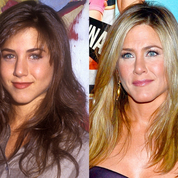 Celebrities With Plastic Surgery Heidi Montag Courteney: Jennifer Aniston From Celebrities Who Got A Nose Job To