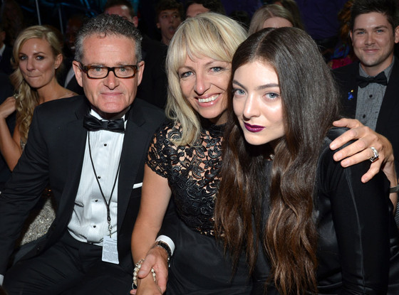 Vic O'Connor, Sonja Yelich, Lorde