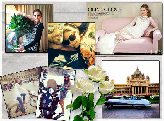 Olivia Palermo, The Hills Wedding