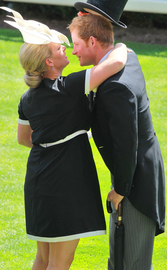 Prince Harry, Zara Philips
