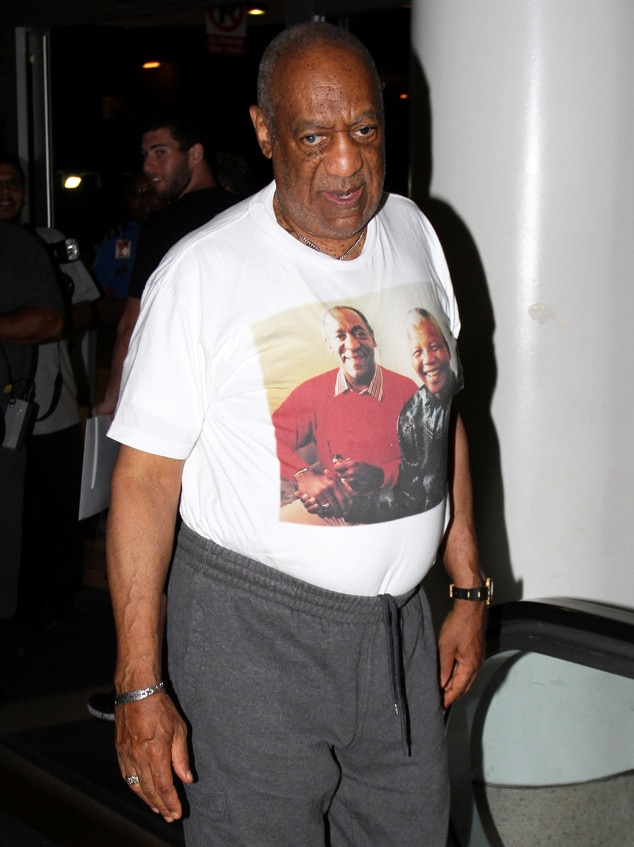 Celeb T-shirts, Bill Cosby