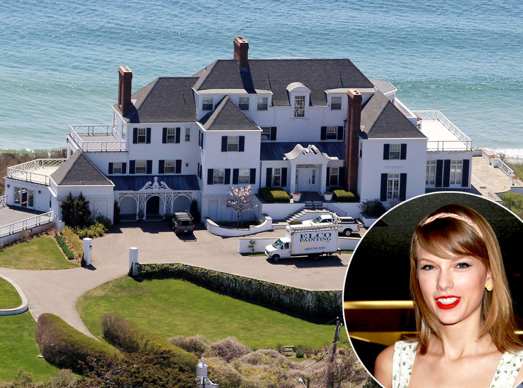Taylor Swift's Rhode Island Home Attacked, Three People ...