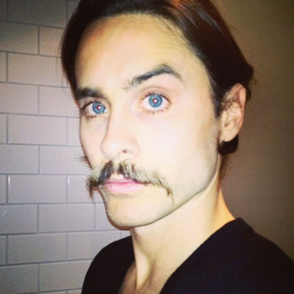 Jared Leto, Instagram