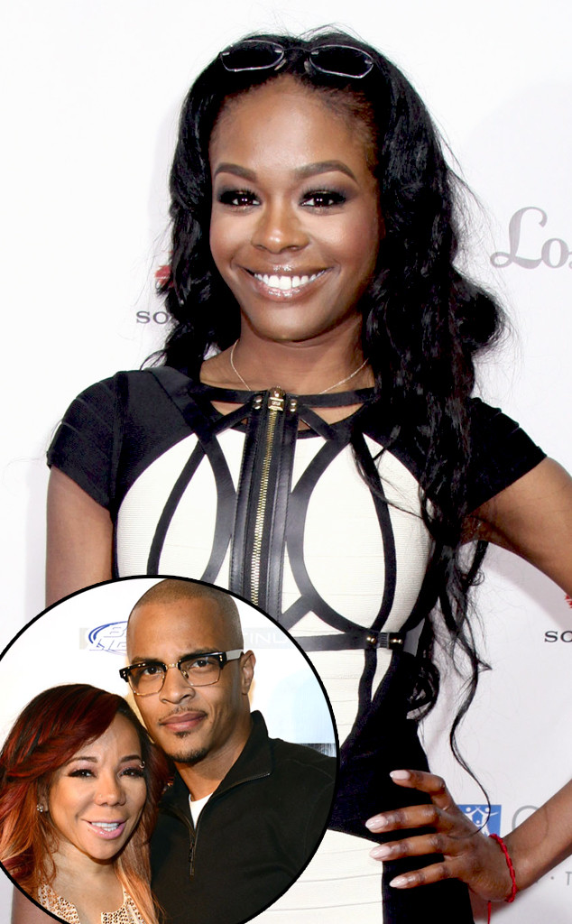 Azealia Banks, Tameka 'Tiny' Harris, T.I.