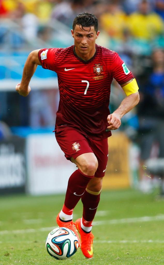 Cristiano Ronaldo, Portugal, World Cup Kit