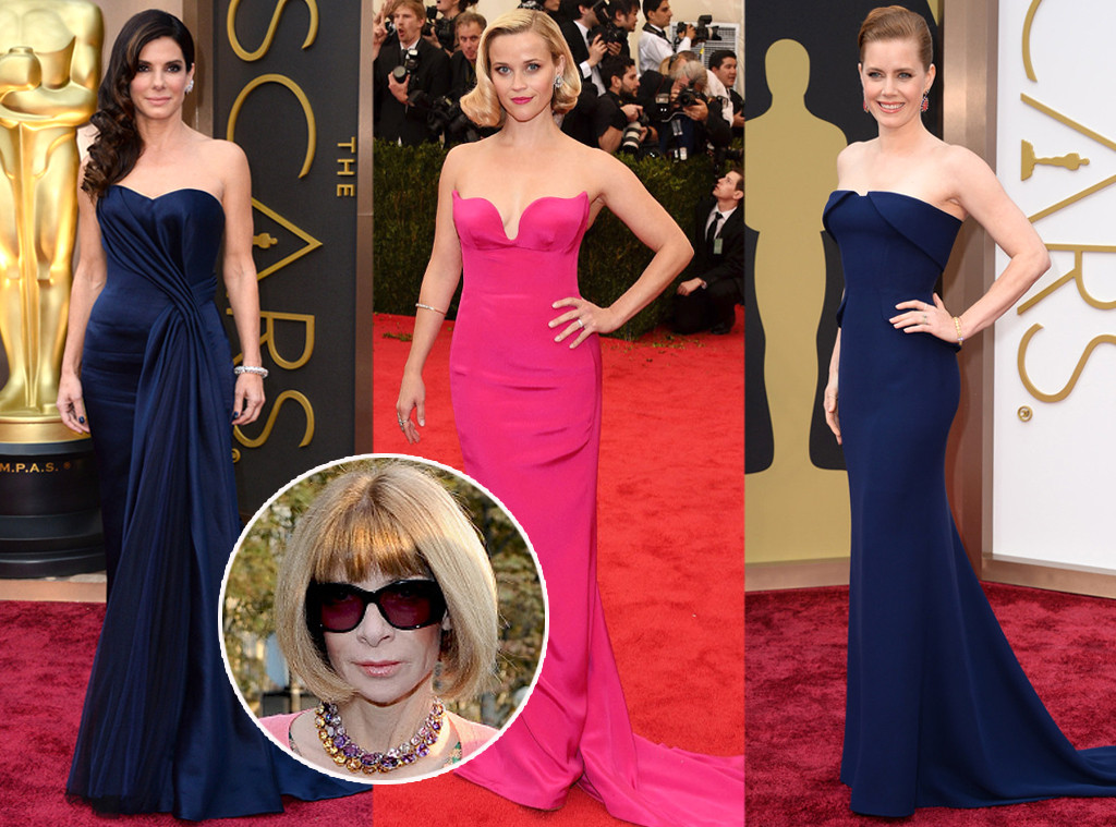 Amy Adams, Sandra Bullock, Reese Witherspoon, Anna Wintour
