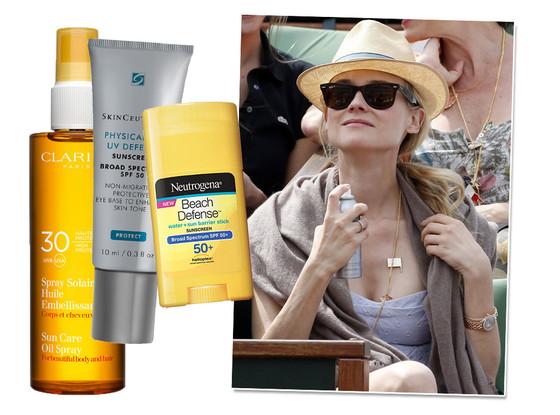Celeb Sunscreen