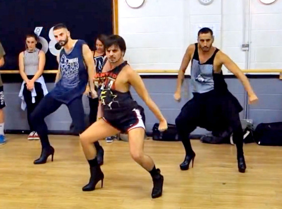 Male Dancers, Beyonce Music
