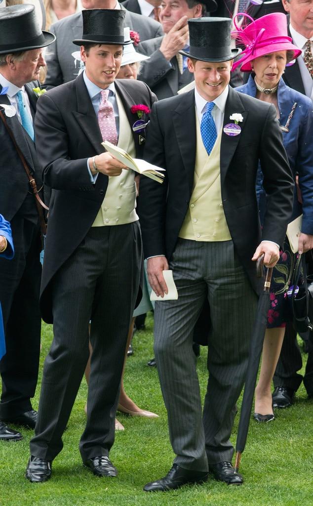 Prince Harry, Jake Warren
