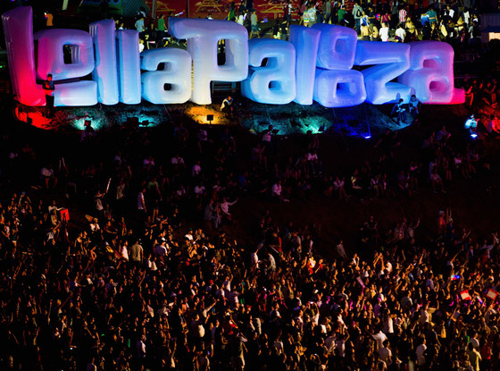 The Fabulist, Bucket List, LollaPalooza