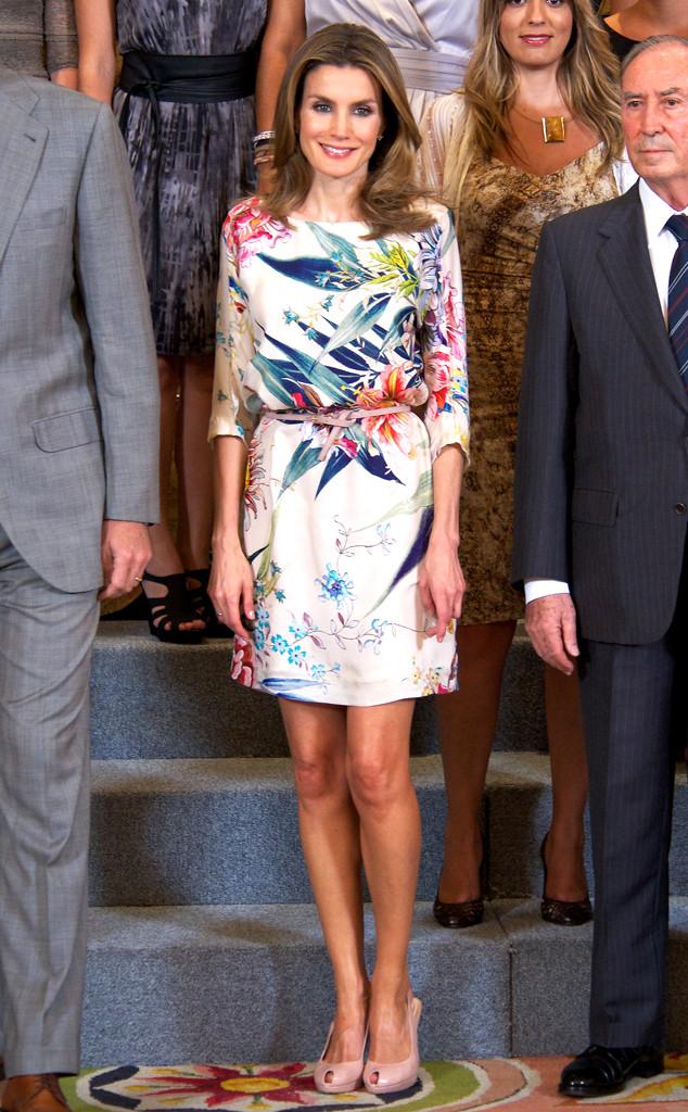 Queen Letizia, Princess Letizia