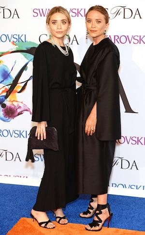 Ashley Olsen, Mary-Kate Olsen, CFDA