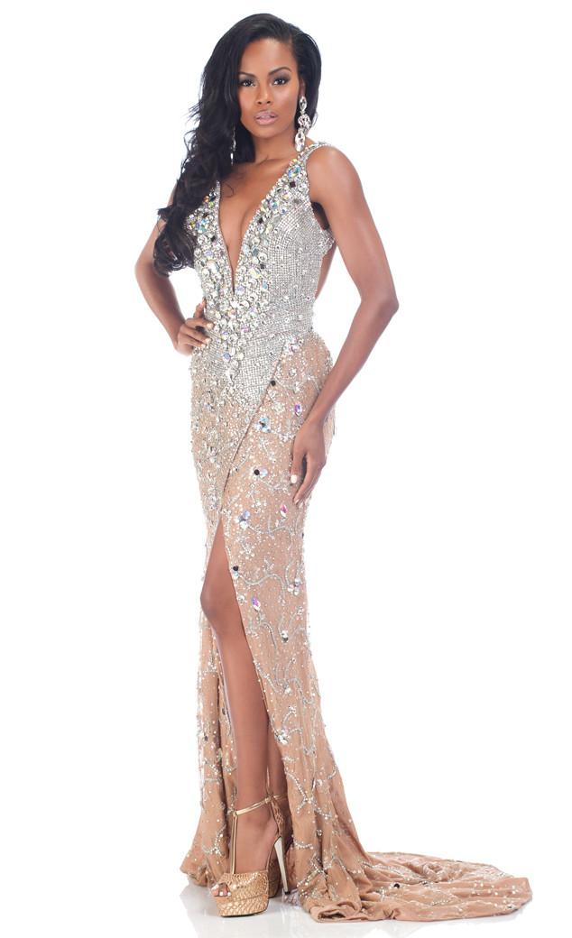 Tiana Griggs, Miss Georgia, Miss Tennessee, Miss USA 2014