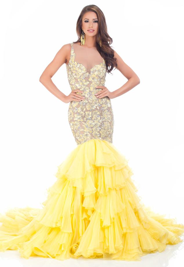 Nia Sanchez, Miss Nevada, Miss Tennessee, Miss USA 2014