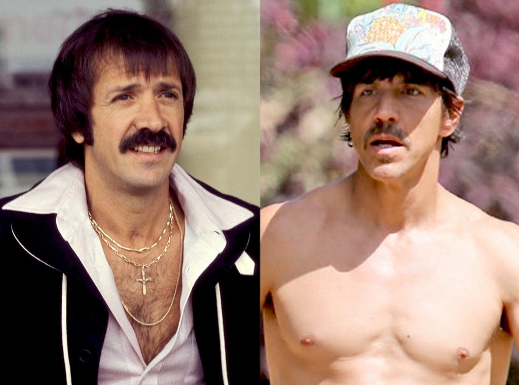 Anthony Kiedis, Sonny Bono, Godparents