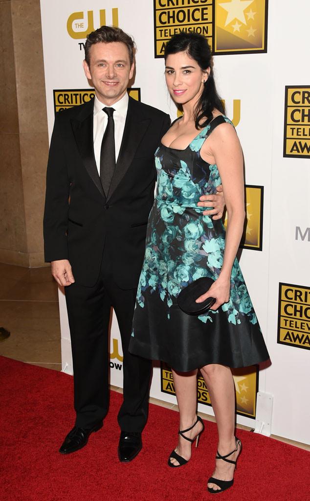 Michael Sheen, Sarah Silverman