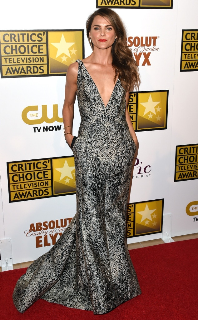 Keri Russell, Critics Choice Television Awards