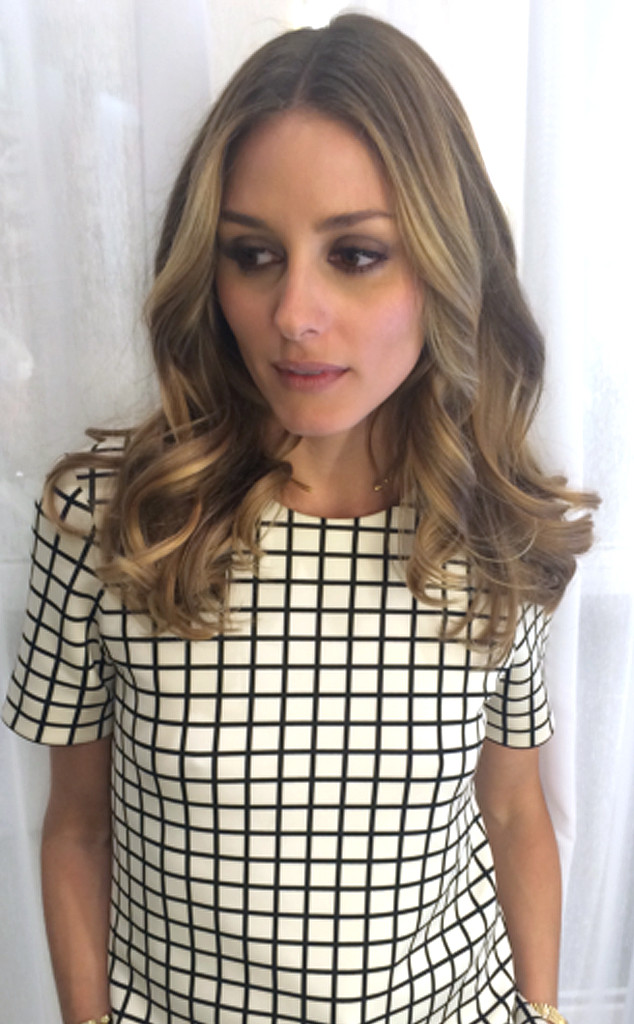 Olivia Palermo Gets Blond Highlights Before Her Weddingsee Her