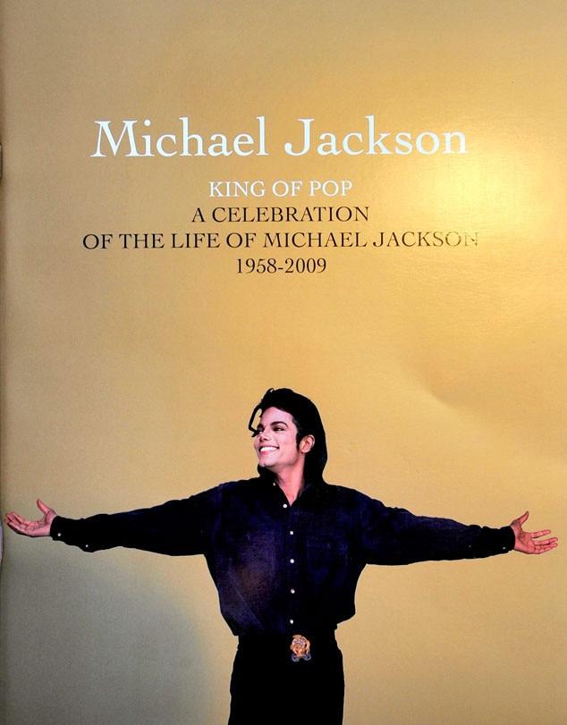 Michael Jackson, Memorial, Program