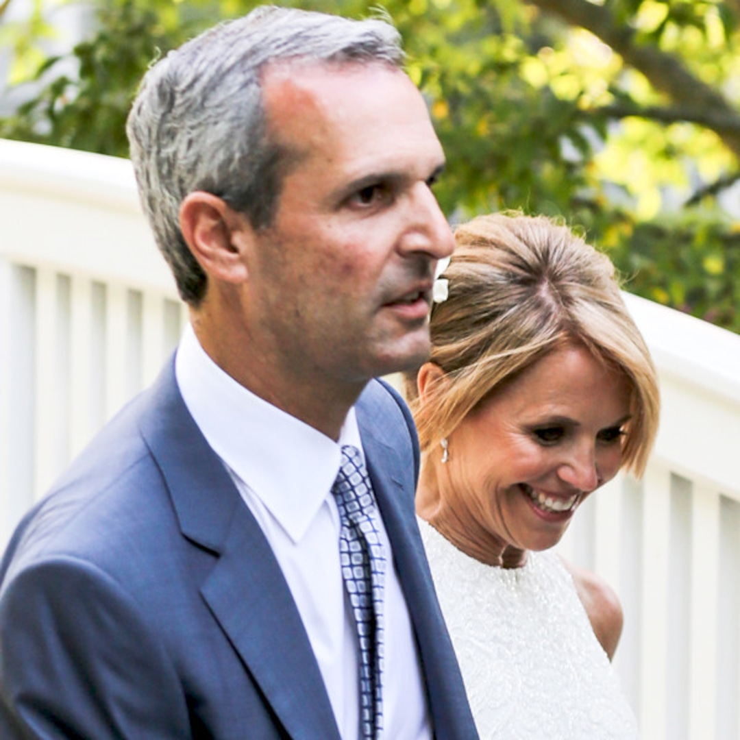 Katie Couric Marries John Molner All The Details E Online