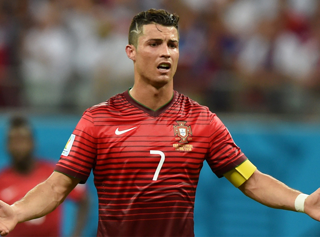 Cristiano Ronaldo, World Cup
