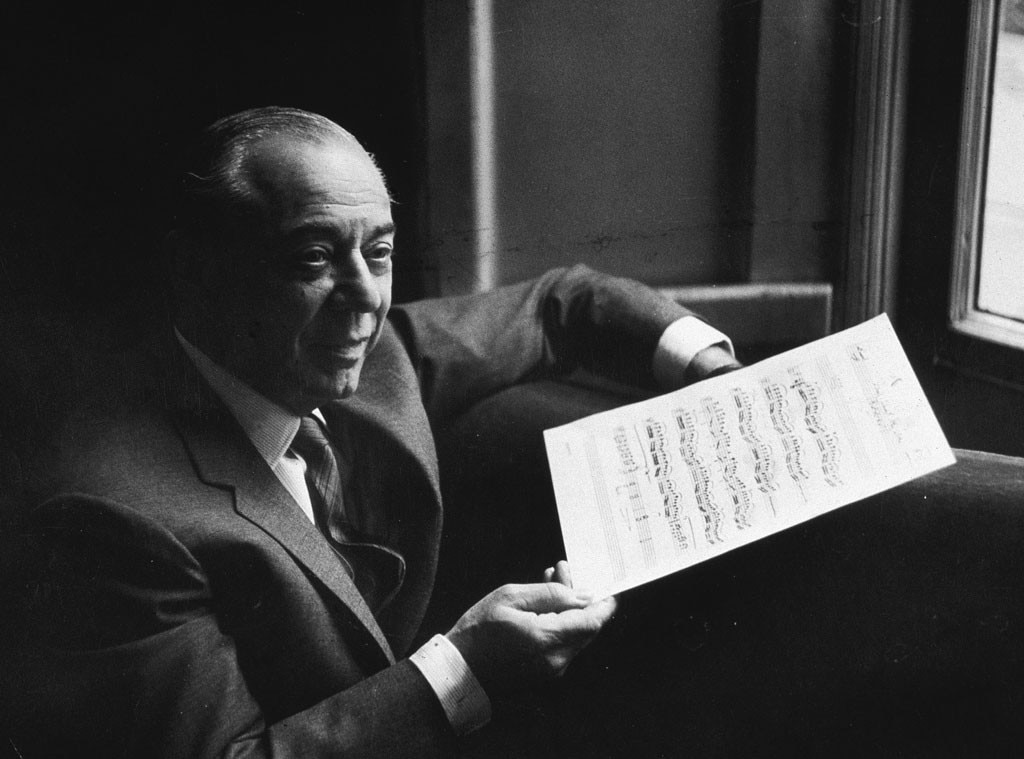 "Richard Rodgers - Academy Awards:  Best Song, ""It Might as Well Be Spring"" from  State Fair  (1945) Emmy Awards:  Outstanding Achievement in Original Music Composed,  Winston Churchill: The Valiant Years  (1962) Grammy Awards:  Best Show Album,  The Sound of Music  (1960); Best Original Cast Show Album,  No Strings  (1962) Tony Awards:  Best Musical,  South Pacific  (1950); Best Score,  South Pacific  (1950); Best Musical,  The King and I  (1952); Best Musical,  The Sound of Music  (1960); Best Composer,  No Strings  (1962)"