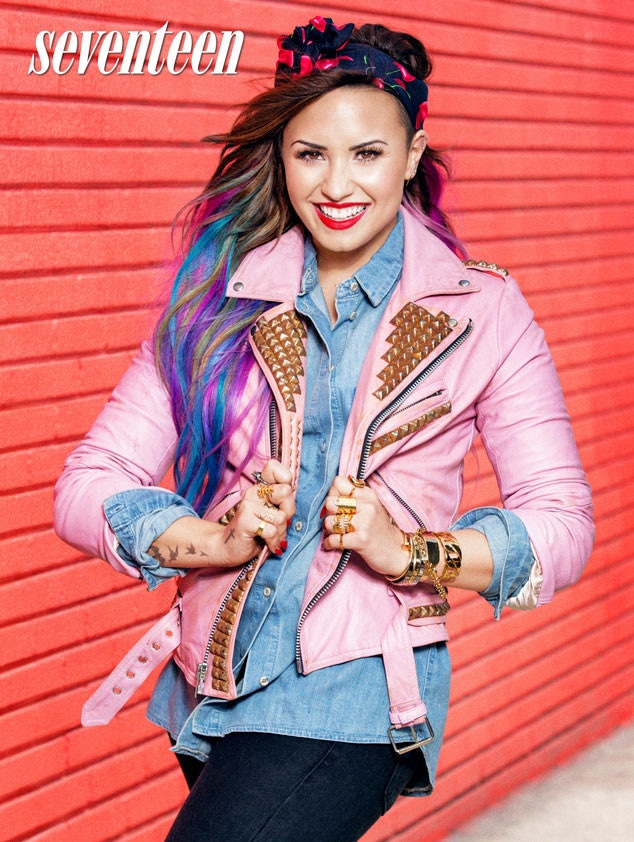 Demi Lovato, Seventeen Magazine