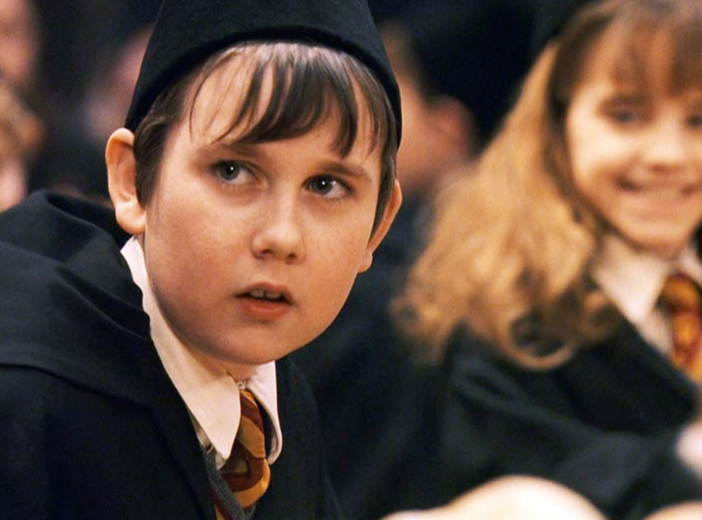 Matthew Lewis, Harry Potter and the Sorcerer's Stone, 2001