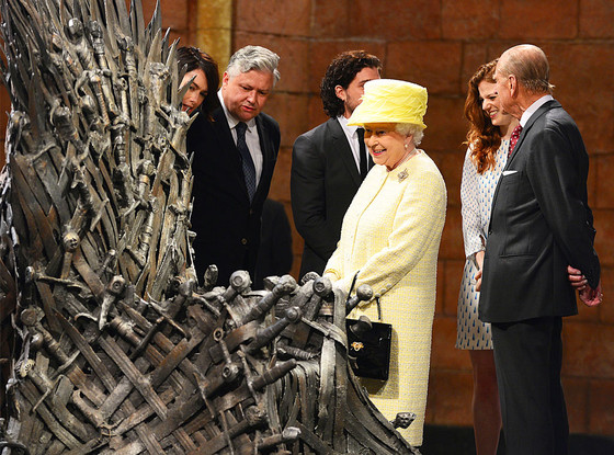 Queen Elizabeth II, Game of Thrones